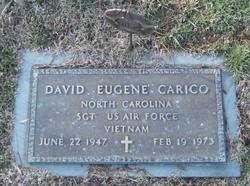 David Eugene Carico