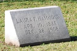 Laura Frances <i>Lewis</i> Hammond