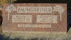 Kathryn Frances <i>Hasfurther</i> Baumgartner