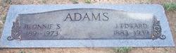 J Edward Adams