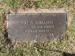 Joe Nevel Collins