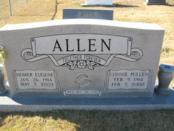 Melba Connie <i>Pullen</i> Allen