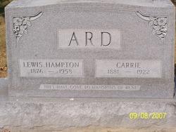 Carrie Ard