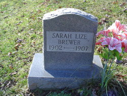 Sarah Lize Brewer