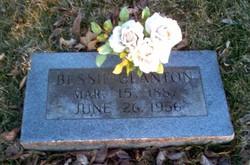 Bessie Martha Clanton