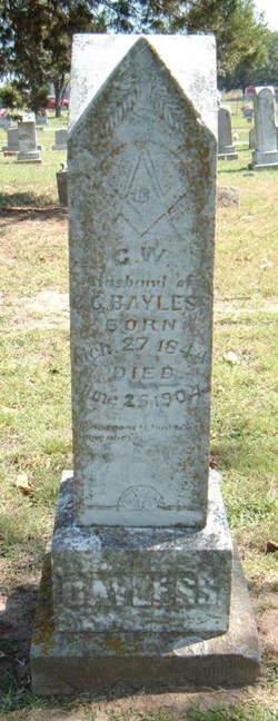 George Washington Bayless