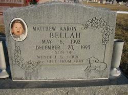 Matthew Aaron Bellah
