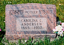 Carolina Carrie <i>Gylling</i> Andersen