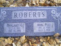 Carl Peet Roberts