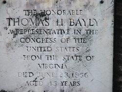 Thomas Henry Bayly