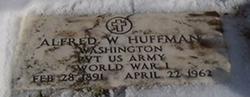 Alfred W. Huffman