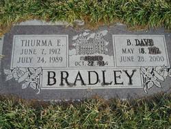 Thurma <i>Eyre</i> Bradley