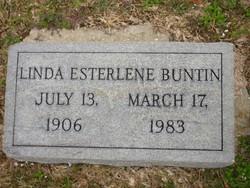 Linda Esterlene Buntin