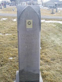 Elizabeth <i>Crooks</i> Adamson