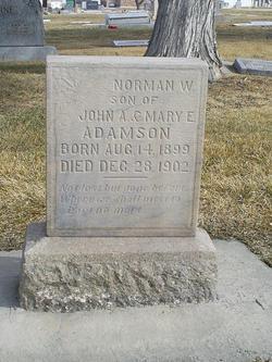 Norman William Adamson