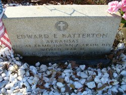 PFC Edward Ellis Batterton