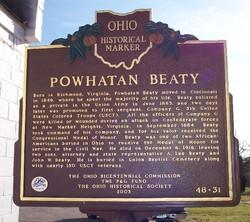 Sgt Powhatan Beaty