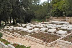 Kiryat Anavim Military Cemetery