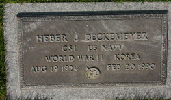 Heber James Beckemeyer