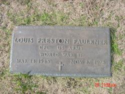Louis Preston Faulkner