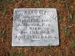 John David Clewell