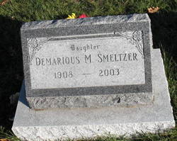 Demarious M Smeltzer