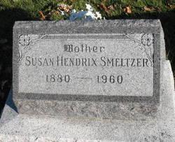 Susan <i>Hendrix</i> Smeltzer