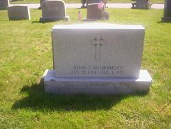 John J McDermott