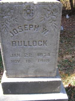 Joseph W. Bullock
