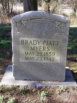 Brady Piatt Myers