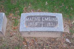 Mayme <i>Gagen</i> Emsing