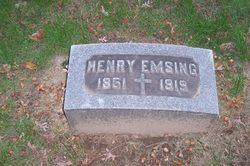 Henry Emsing