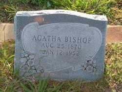 Agatha <i>Collins</i> Bishop
