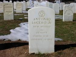 Antonio Lucero, Jr