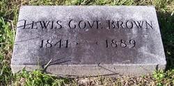 Gen Lewis G. Brown