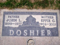 John Luther Doshier