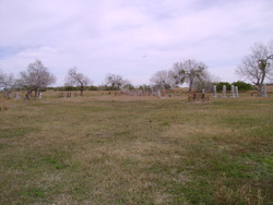 Old Cemetery on the Hill