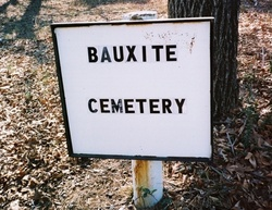 Bauxite Cemetery