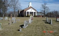Normans Grove Baptist Church Cemetery
