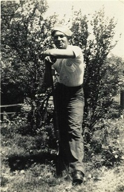 Johnny Curtis J C Hudson