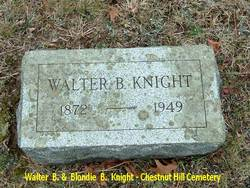 Walter Boodle Knight