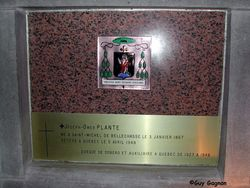 Rev Joseph-Omer Plante