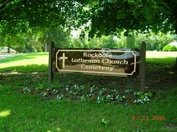 Rockdale Lutheran Church Cemetery