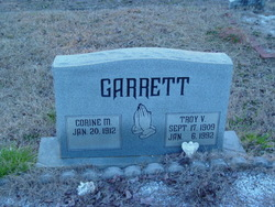 Corine M <i>Brumbelow</i> Garrett