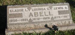 Lucinda Carrie <i>Caskey</i> Abell