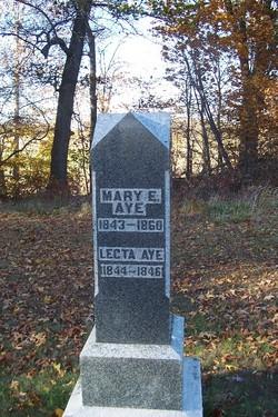 Mary Aye