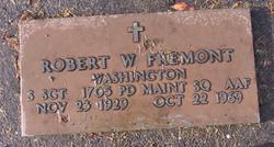 Robert W Fremont
