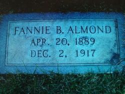 Fannie Bell <i>Sacra</i> Almond