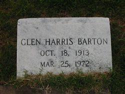 Glen Harris Barton
