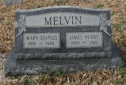 James Henry Melvin